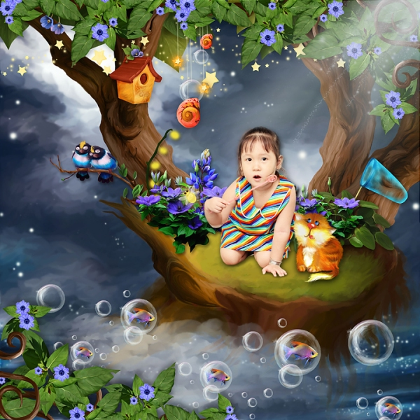 Dreams in the moonlight_Kandi Designs_paper11
